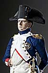 Thumbnail color image of Napoleon Bonaparte (v1) aka. Emperor Napoleon, by George Stuart.