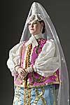 Thumbnail color image of Natalia Naryshkina aka. Ната́лья Кири́лловна Нары́шкина, by George Stuart.