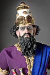Thumbnail color image of King Nebuchadrezzar aka.