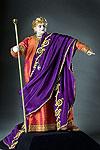 Thumbnail color image of Emperor Nero aka. Nero Claudius Caesar Augustus Germanicus, by George Stuart.