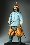 Thumbnail color image of Nurhachi aka. Nurhaci, by George Stuart.