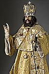 Thumbnail color image of Patriarch Nikon aka. Ни́кон, by George Stuart.