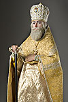 Thumbnail color image of Patriarch Philaret, by George Stuart.