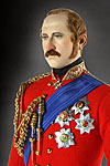 Thumbnail color image of Prince Albert aka. Albert of Saxe-Coburg and Gotha, by George Stuart.