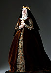 Thumbnail color image of Queen Isabella 1478 aka.