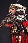 World History, Warriors of the Ages Group represented by Roman Legionary