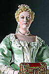 Thumbnail color image of Sarah Churchill Duchess Marlborough aka. Sarah Jennings, by George Stuart.