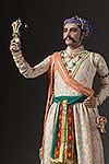 Thumbnail color image of Shah Jahan aka. Shahabuddin Muhammad Shah Jahan, by George Stuart.