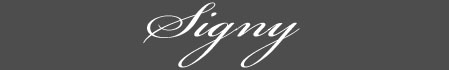 Text: Signature image of Signy, by George Stuart.