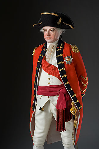 Sir Henry Clinton, once blamed for loss of the colonies, now blamed more on General Lord Cornwallis.