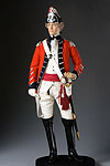 Thumbnail color image of General John Burgoyne aka. Gentleman Johnny, by George Stuart.