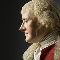 Right closup color image of Thomas Jefferson aka.