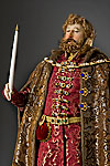 Thumbnail color image of  Alexis of Russia Mikhailovich aka. Алексей Михайлович,  Alexis Mikhailovich, by George Stuart.