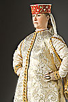 Thumbnail color image of Tsarevna Sophia Alekseyevna aka. Царевна Софья Алексеевна, by George Stuart.