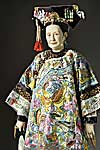 Thumbnail color image of Empress Dowager Tzu Hsi  aka. Empress Dowager Cixi,  Cixi, by George Stuart.