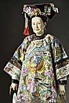 Thumbnail color image of Empress Dowager Tzu Hsi  aka. Empress Dowager Cixi,  Cixi, by George Stuart.