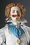 Thumbnail color image of George Villiers Duke of Buckingham, by George Stuart.