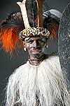 Thumbnail color image of Zulu Warrior, by George Stuart.