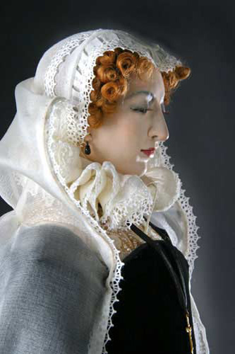 Portrait of Mary Stuart aka. Mary Queen of Scots from Historical Figures of England